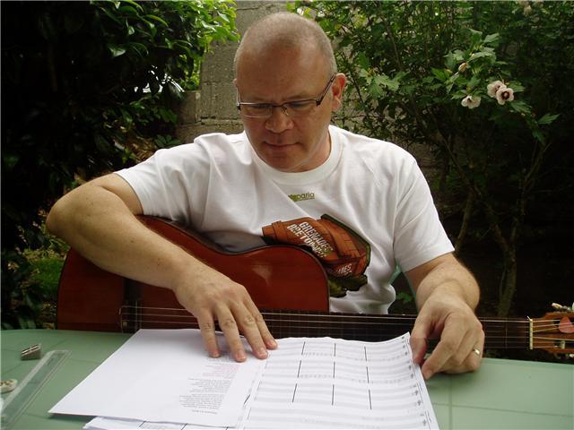 Régis Flécheau - Aot 2009